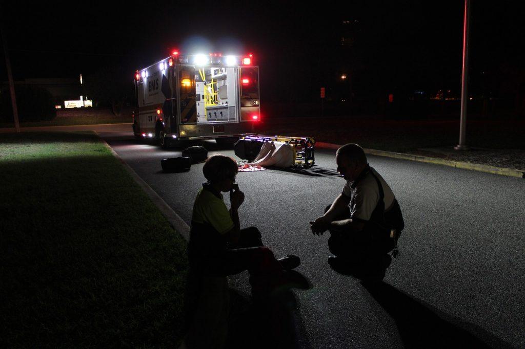 EMT Training Scope of Practice on Scene