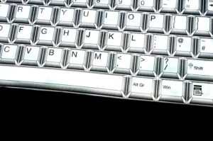 EMT Program Keyboard White