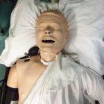 NREMT Psychomotor Exam Manikin Top View
