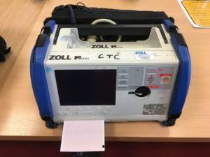 EMT Training in Alabama Scope of Practice External Cardiac PacinE
