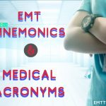EMT Mnemonics and Medical Acronyms