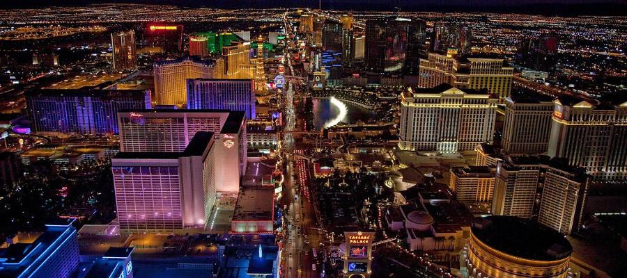 Las Vegas EMT Schools Aerial View