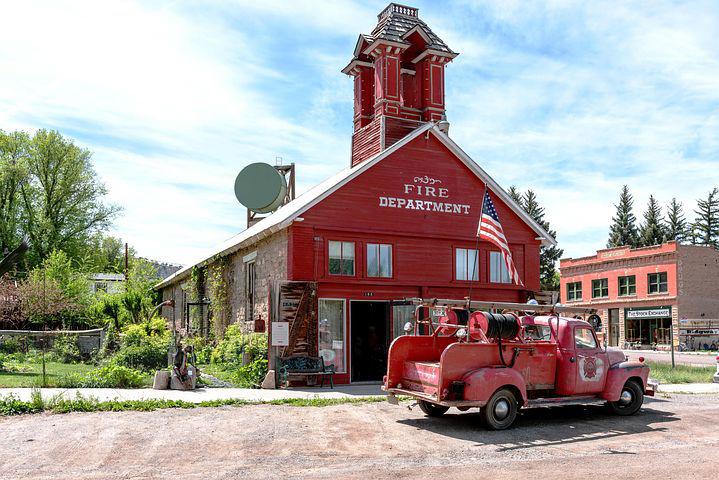 Fire Station Colorado EMT Training