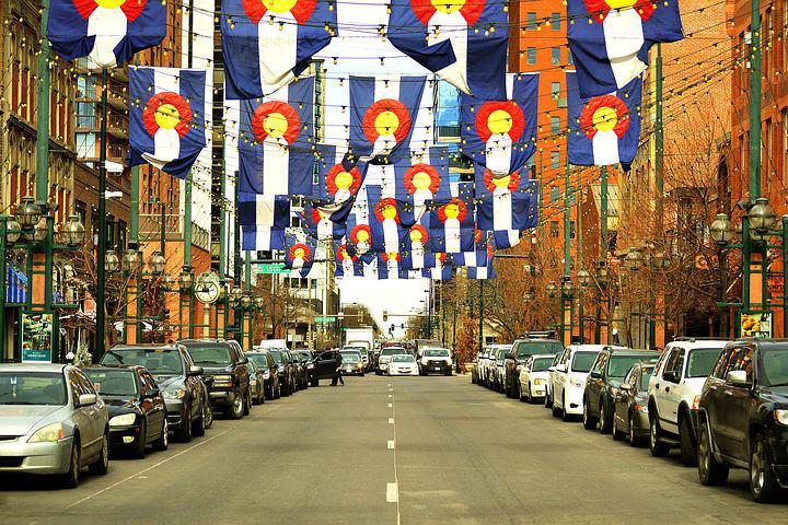 Larimer Square Denver, Colorado