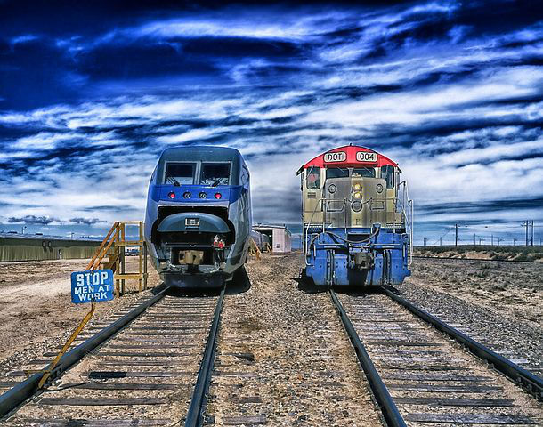 Pueblo Colorado Trains