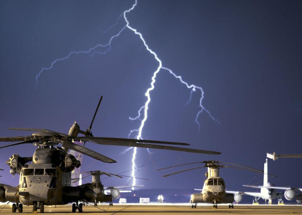 High Voltage Lightning