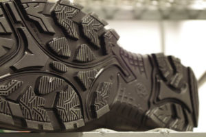 Tread of EMT Boots