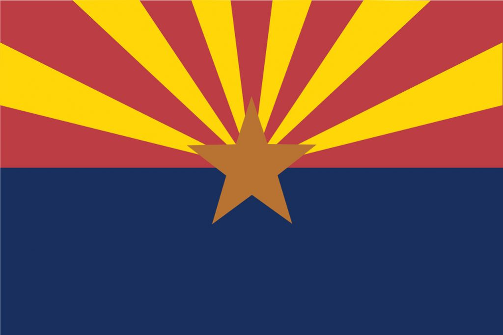 Flag Arizona EMT
