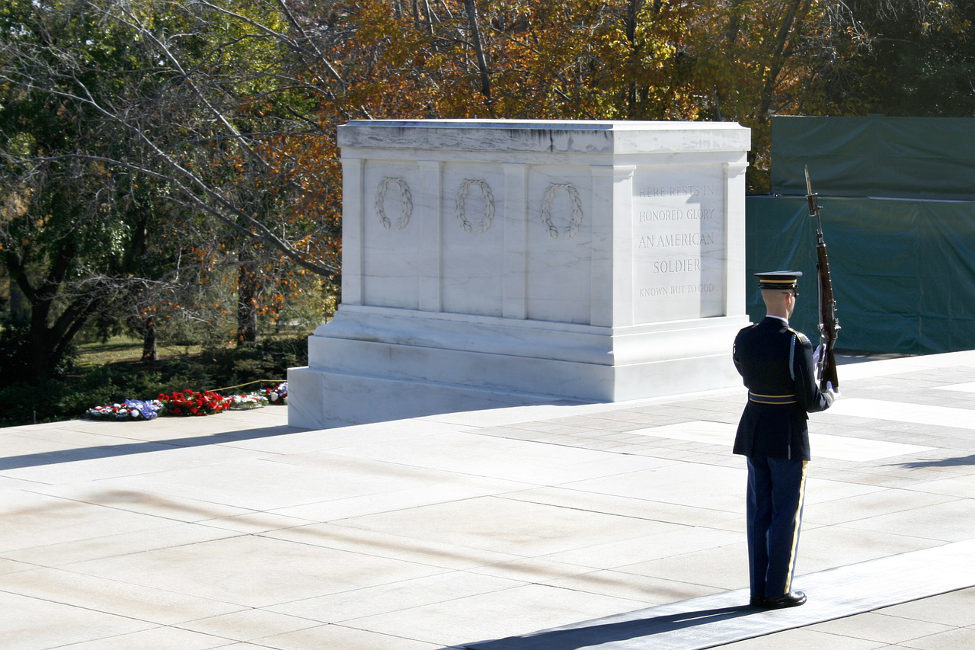 Tomb of the Unknowns Arlington
