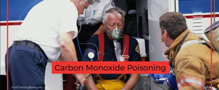 Carbon Monoxide Poisoning Graphic